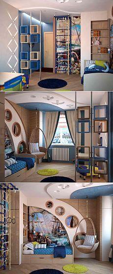 Дизайн интерьера квартиры в Подольске 68,31 кв.м.