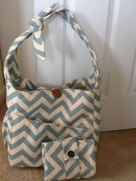 Custom Diaper Bag made to order by MadebyMaire on Etsy