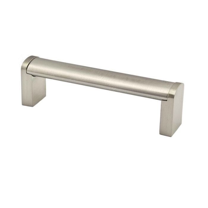 Contemporary Stainless Steel Pull - 525 | Kitchen cabinet ...