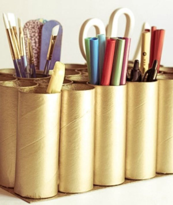 Don T Throw Out Your Old Toilet Paper Rolls Until You Try These Ideas Hometalk Toilet Paper Crafts Paper Roll Crafts Toilet Paper Roll Crafts