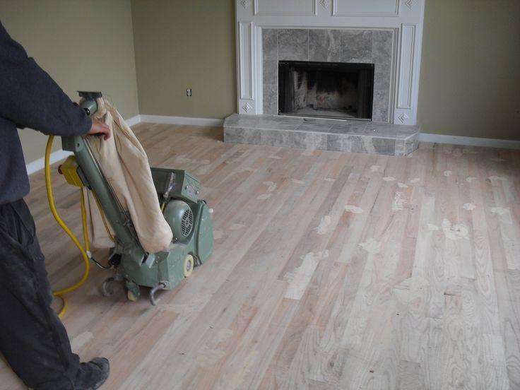 Sanding Fir Wood Floors