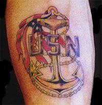 Navy Symbol Tattoos | ... symbols, Military Tattoo Designs2 tattoo free download - tattoo jockey
