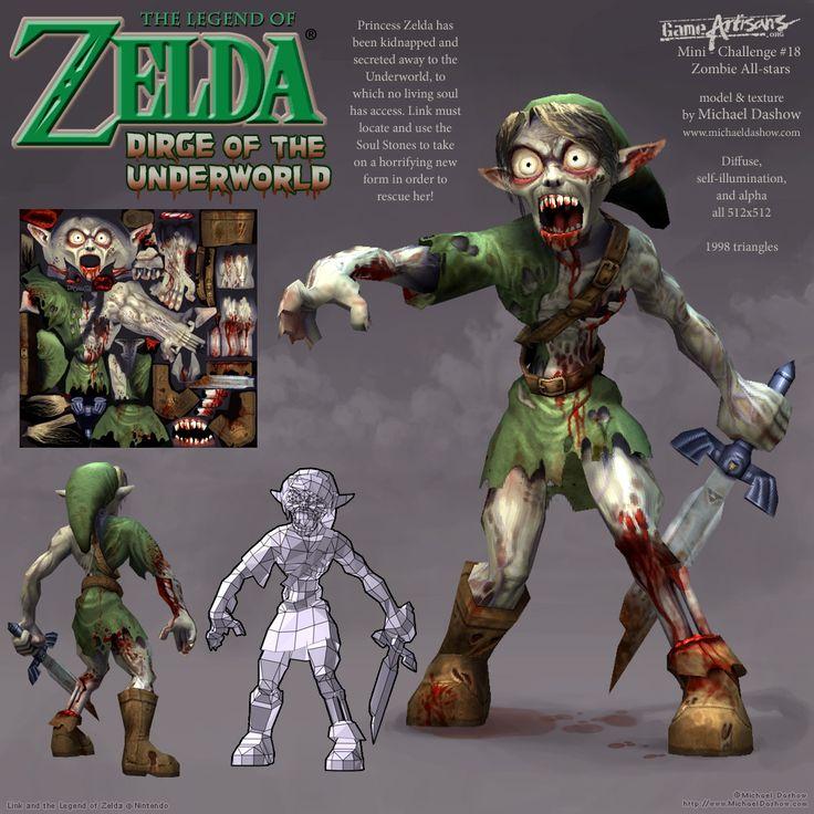 Michael Dashow - Zombie Link