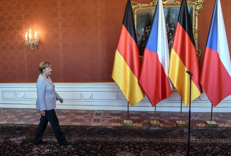 Österreich und Tschechien verweigern Bundeskanzlerin Merkel die Gefolgschaft in…