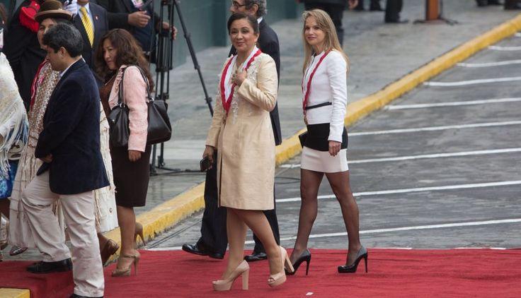 Fiestas Patrias: ¿Qué te pareció el look de los congresistas y ministros?