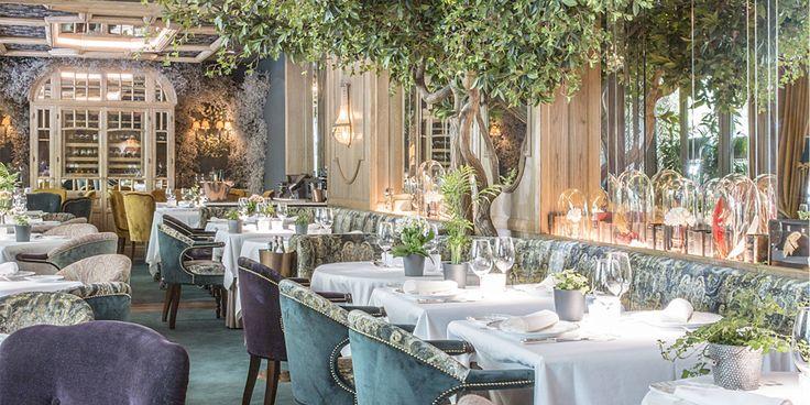Los restaurantes de moda en Madrid
