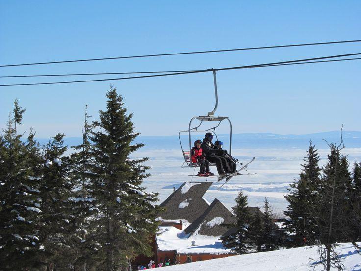 Hébergement, Hotel, location de condo et chalet à Mont-Sainte-Anne et dans la ville de Québec. Réservez des chambres d'hôtel ou chalet pour un séjour de ski