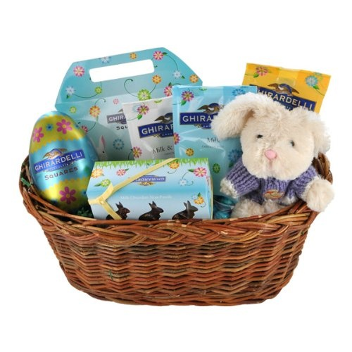 84 best gift baskets images on pinterest gift baskets ghirardelli chocolate easter greetings gift basket holiday adds negle Choice Image