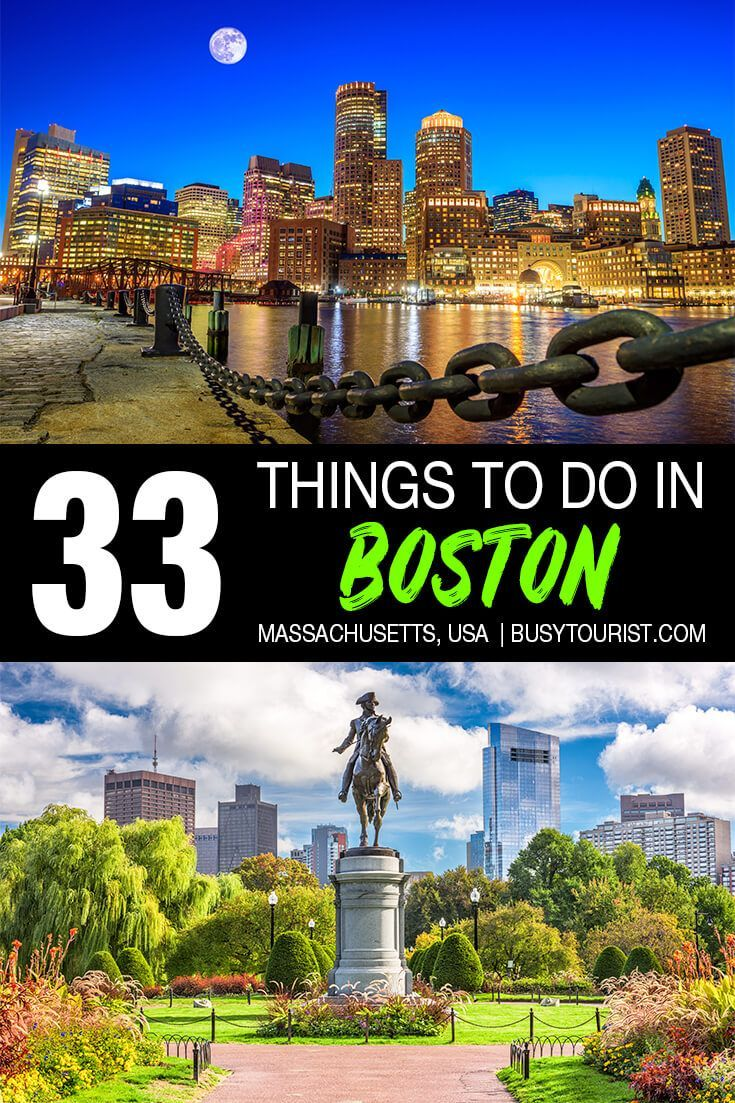 33 Best Fun Things To Do In Boston Massachusetts With Images