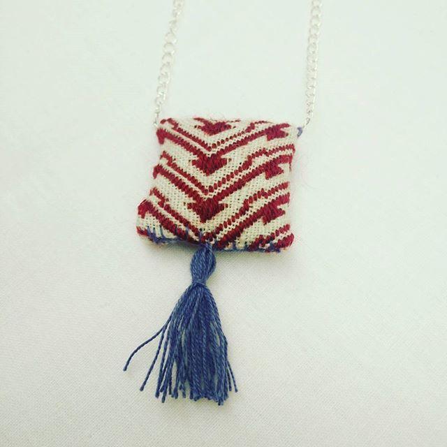 Woven pendants now from NoctuaryArt! www.etsy.com/shops/NoctuaryArt #etsy #etsysellersofinstagram #etsystore #craftshop #artforsale #weaving