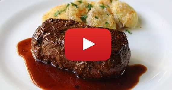 How To Turn a NY Strip Steak into a Filet Mignon