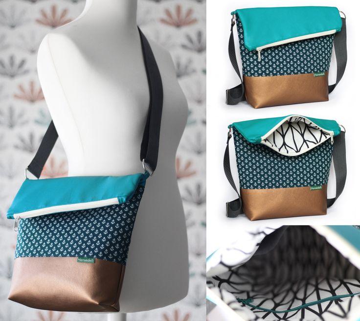 Detaillierte Nähanleitungen für Anfänger und Fortgeschrittene. Moderne Taschen, Täschchen und Portemonnaies.
