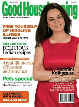 Padmini Kolhapure on the Cover of Good Housekeeping http://www.pinkvilla.com/entertainmenttags/good-housekeeping/padmini-kolhapure-cover-good-housekeeping