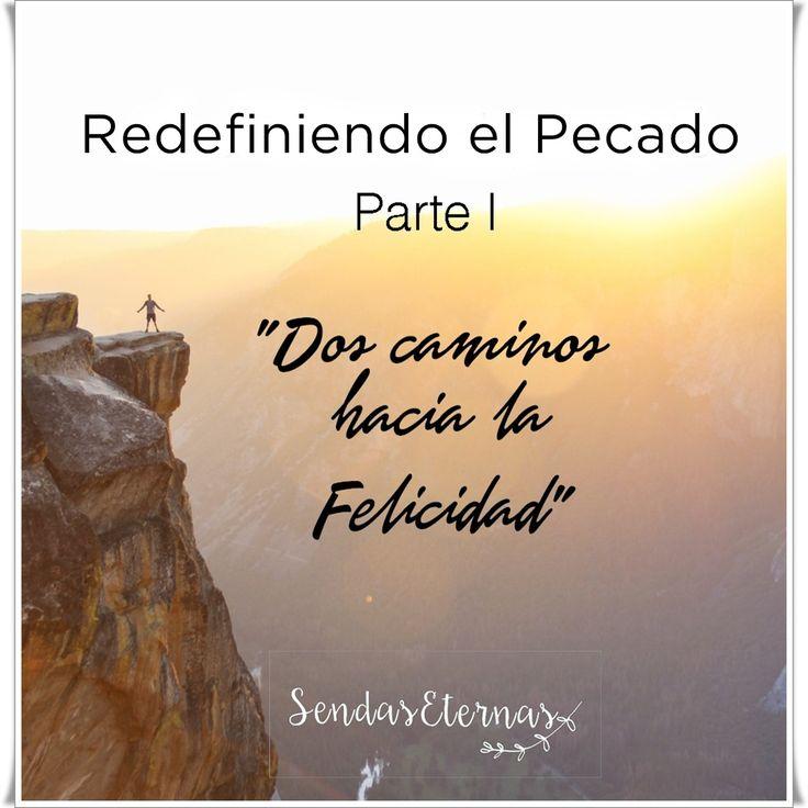 REDEFINIENDO EL PECADO (1)  Jesús usa al hermano mayor y al hermano menor para presentar 2 formas básicas en las que la gente intenta encontrar la felicidad y la plenitud: el camino de la conformidad moral y el camino del auto-conocimiento o la auto-realización…. Continúa leyendo este artículo en:    https://sendaseternas.blogspot.com.es/2017/10/redefiniendo-el-pecado-1.html  #pecado #caminos #felicidad #Sendaseternas