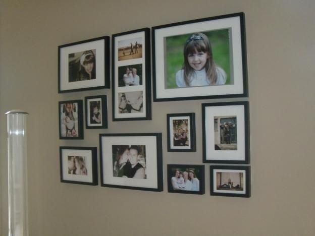 133 Best Images About How To Hang Pictures Gallery Walls