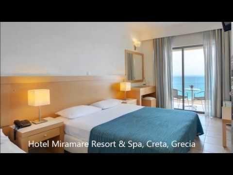 Hotel Miramare Resort & Spa, Creta, Grecia