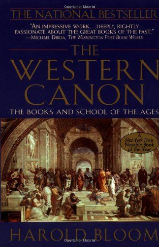 The Western Canon: The Books and School of the Ages by Harold Bloom,http://www.amazon.com/dp/1573225142/ref=cm_sw_r_pi_dp_3g5ytb1GQ4322K6Q  Check out www.NYHomeschool.com as well.