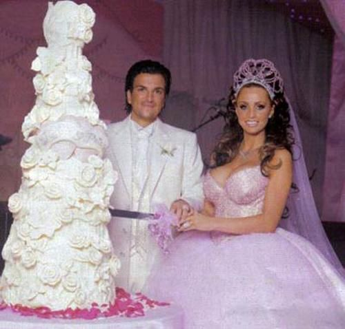 Katie Price And Peter Fell In Love On Reality Tv Show I M A Celebrity Get Me Out Of Here The Pair Wed An Outrageous Ceremony 2005 Which Was Later