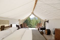 Glamping in the Grand Canyon   Rue