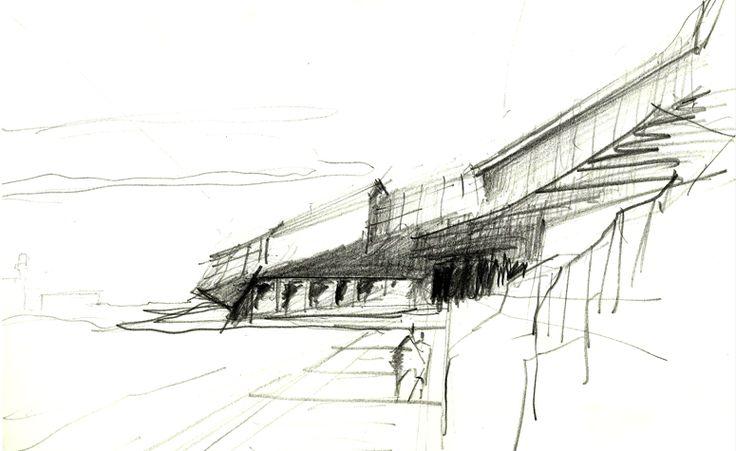test facade of Rebetiko Diploma Project @ NTUA