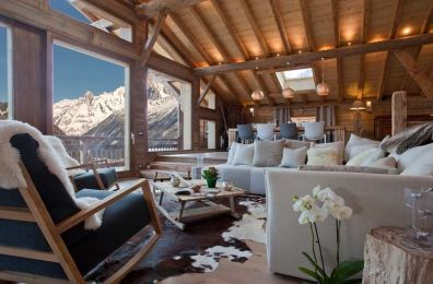 The stunning Chalet Amano — Chamonix, France, Luxury Ski Chalets, Ski Boutique