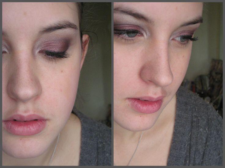 smokey cranberry look MAC cranberry eye shadow  http://www.youtube.com/watch?v=7V_aXhsptHs