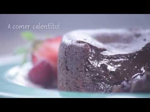 #Recetas #Volcán #Chocolate