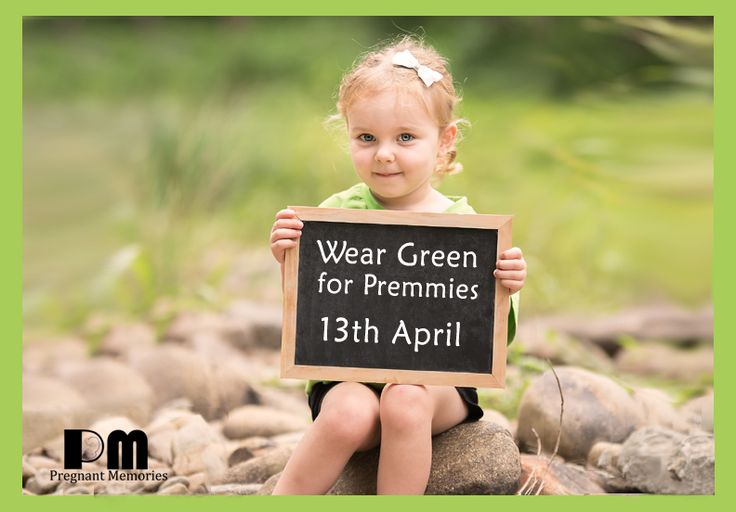 Join the Lil' Aussie Prems foundation on April 13 and wear green to raise awareness of premature babies. Funds raised will go to hospital equipment for premature newborns. #itsMYCAUSE #crowdfunding #fundraising #babies #premature