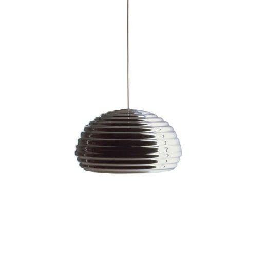 Flos Splugen Brau Pendant In Aluminium, Available At IOS Lighting