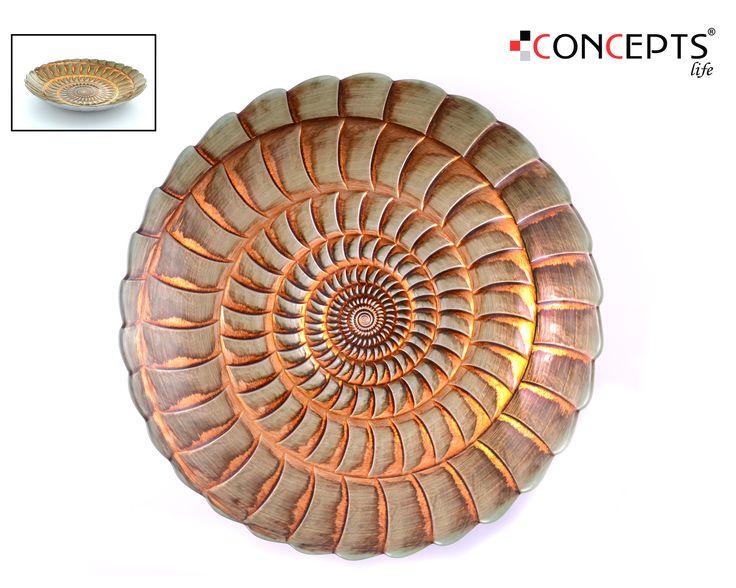 ¡Hermoso tazón o bowl!  Ideal para centros de mesa, recomendado para dar personalidad a tus espacios.