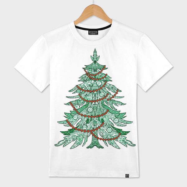 Christmas Tree 3 A Men S All Over T Shirt By Artubble Limited Edition From 49 Curioos Mens Tshirts Men T Shirt