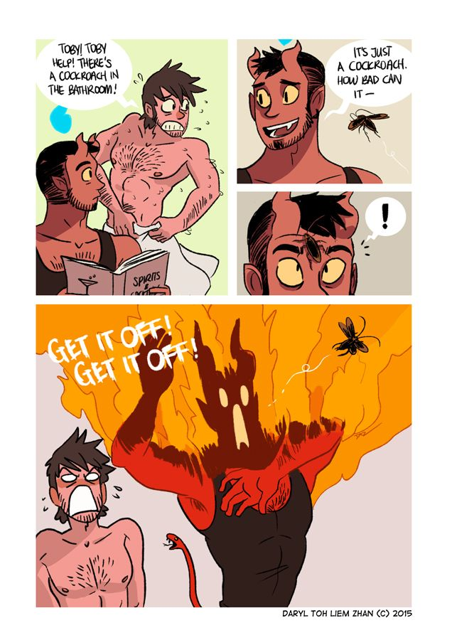 Gay demon butt machine boys