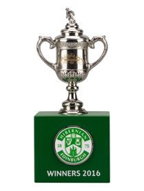 Hibernian FC - Scottish Cup Winners 2016