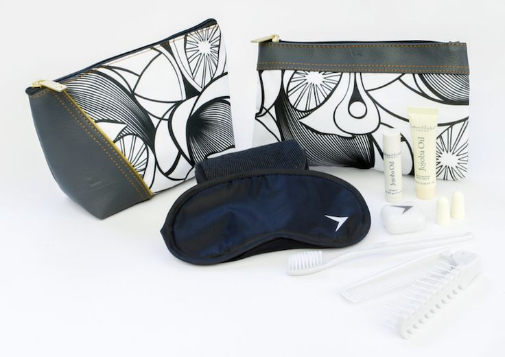 Skysupply introduces South African Airways' Business Class kit