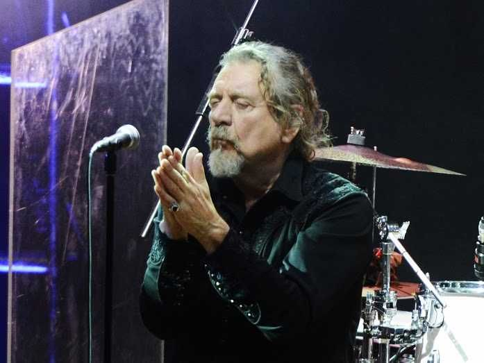 Robert Plant and the Sensational Space Shifters at Wolverhampton Civic, 21st November 2014.