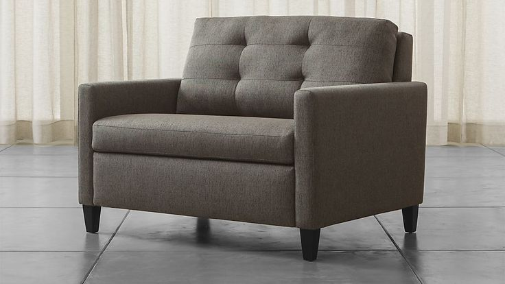 Karnes Twin Sleeper Sofa  - Love this idea for our office, but would not pay this price.