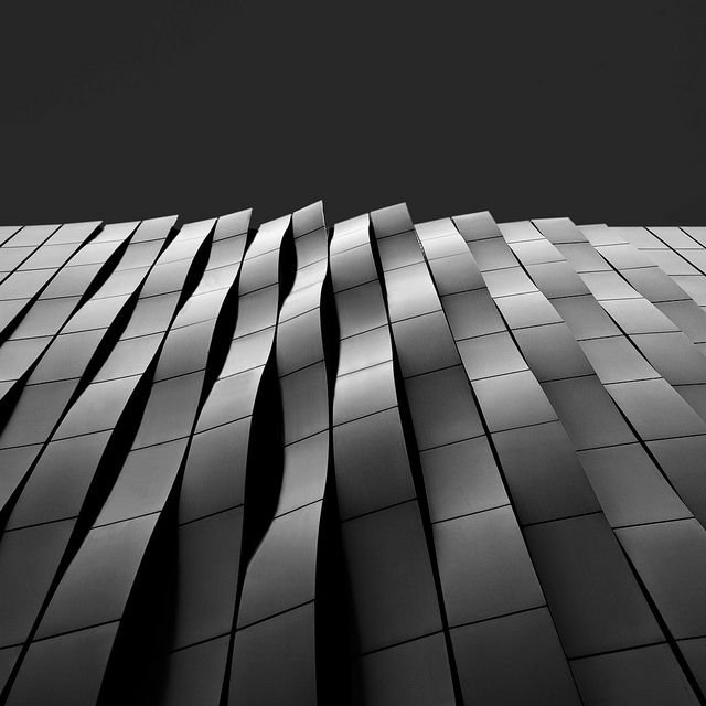 Modern Architecture in Groningen, The Netherlands