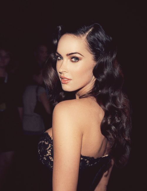 Let's just dress Dani exactly like Megan Fox