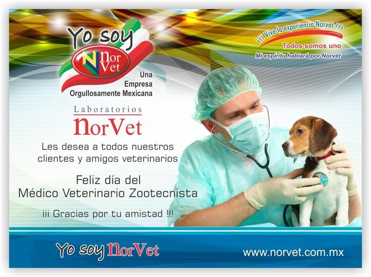 17 de agosto dia del Medico Veterinario