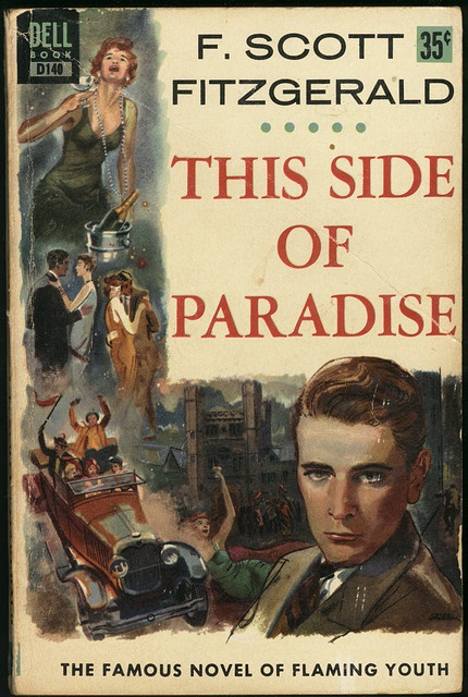 an analysis of this side of paradise by f scott fitzgerald A romantic and witty novel that has weathered time to remain one of america's classic pieces in the shadows of the great gatsby is another brilliant novel by f.