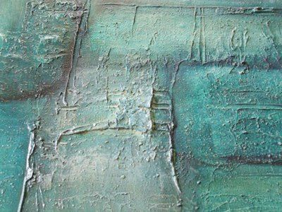 If you can make your own painting texture then this is one of the key things that abstract artists in particular want to do to get a thick base on which to work. None of the ready made textures cut…