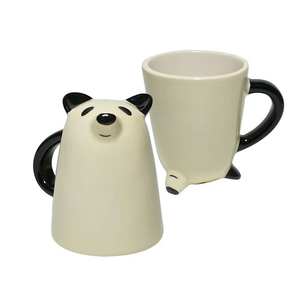 1000 images about clay animal mugs on pinterest for Animal face mugs