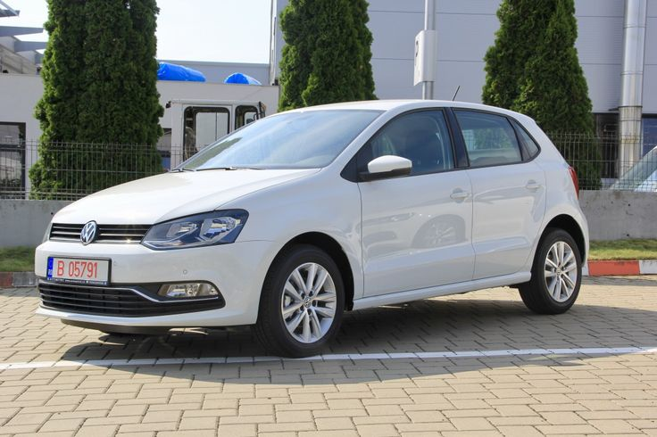 rent VW Polo automatic in Romania