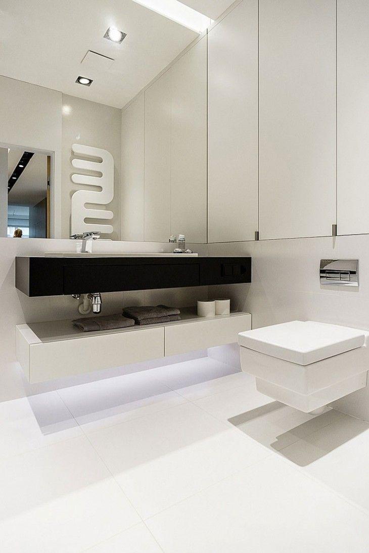 Modern Minimalist Apartment in Gdynia by Dragon Art Design Studio