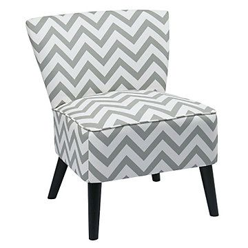 Apollo Flared Leg Side Chair In Fabric Dining Room