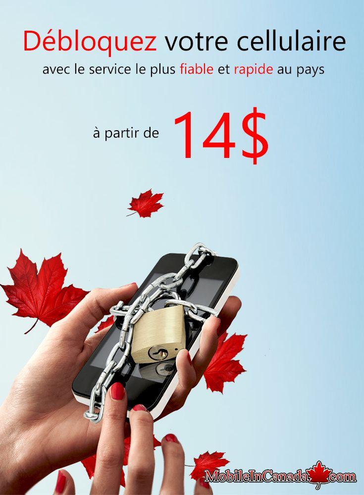 Besoin de déverrouiller votre cellulaire? www.MobileInCanada.com est la plus grande entreprise de déblocage mobile au Canada. Depuis 2005, 3.5 millions de téléphones mobiles ont été déverrouillés partout à travers le pays. Sécuritaire/Efficace/Abordable/Rapide/Pour la vie. Pour obtenir votre carte Sim gratuite, rendez-vous sur www.Distribu-Sim.ca ___ #Canada #deverrouillage #deblocage #cellulaire #telephone #Mobile #Securitaire #Fiable #abordable #Rapide #Gratuit #Sim