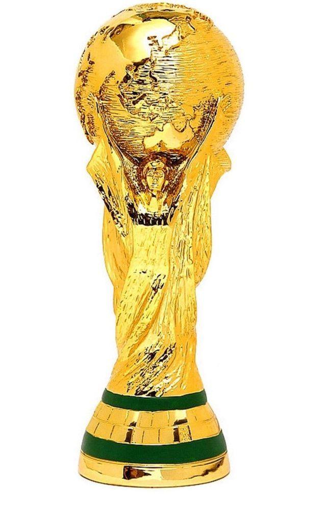2018 World Cup Model Soccer Championship Trophy Fan Souvenir 8 5 High Quality Ebay World Cup Model World