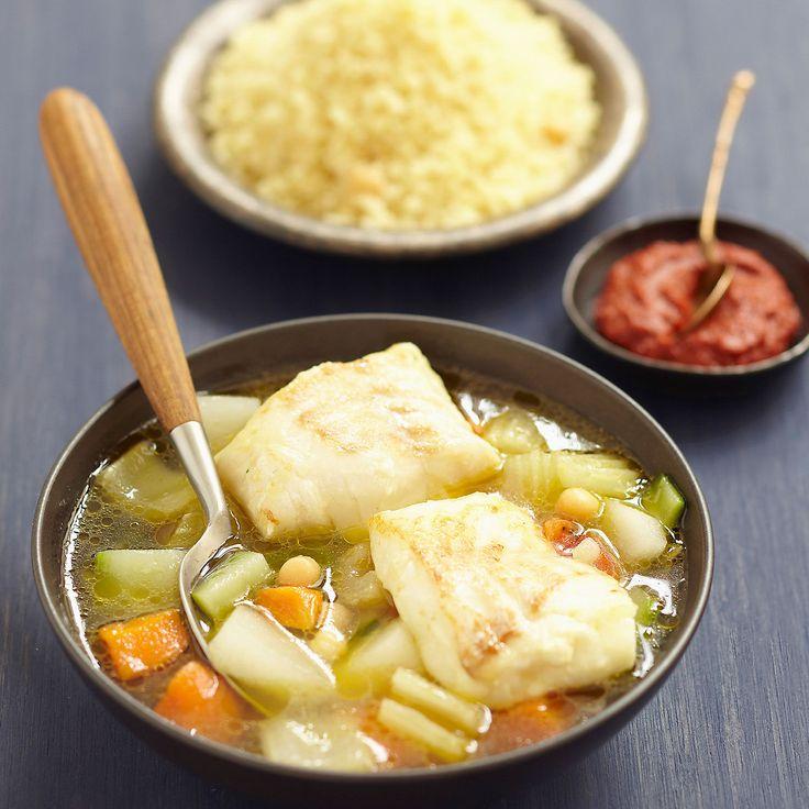 Découvrez la recette du couscous de poisson rapide