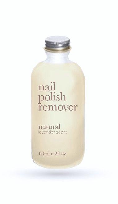 Nail Polish Remover: Natural