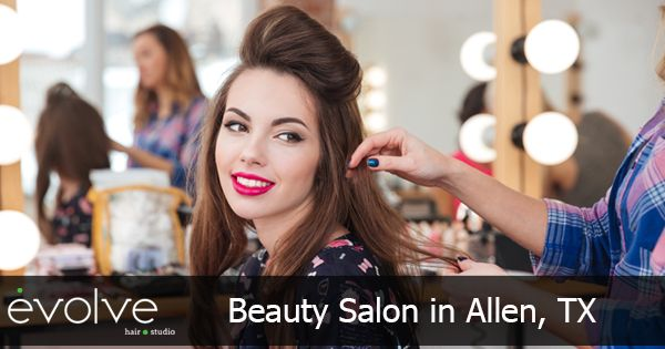 Want the perfect hairstyle? Make an appiontment today!  #EvolveHairStudioAllenTX #TerrificHairStudioAllenTX #ExperiencedHairstylistsAllenTX #HairSalonAllenTX #QualityHairTreatment #TerrificHaircut  https://www.evolvehairstudiotx.com/beauty-salon-allen-tx/